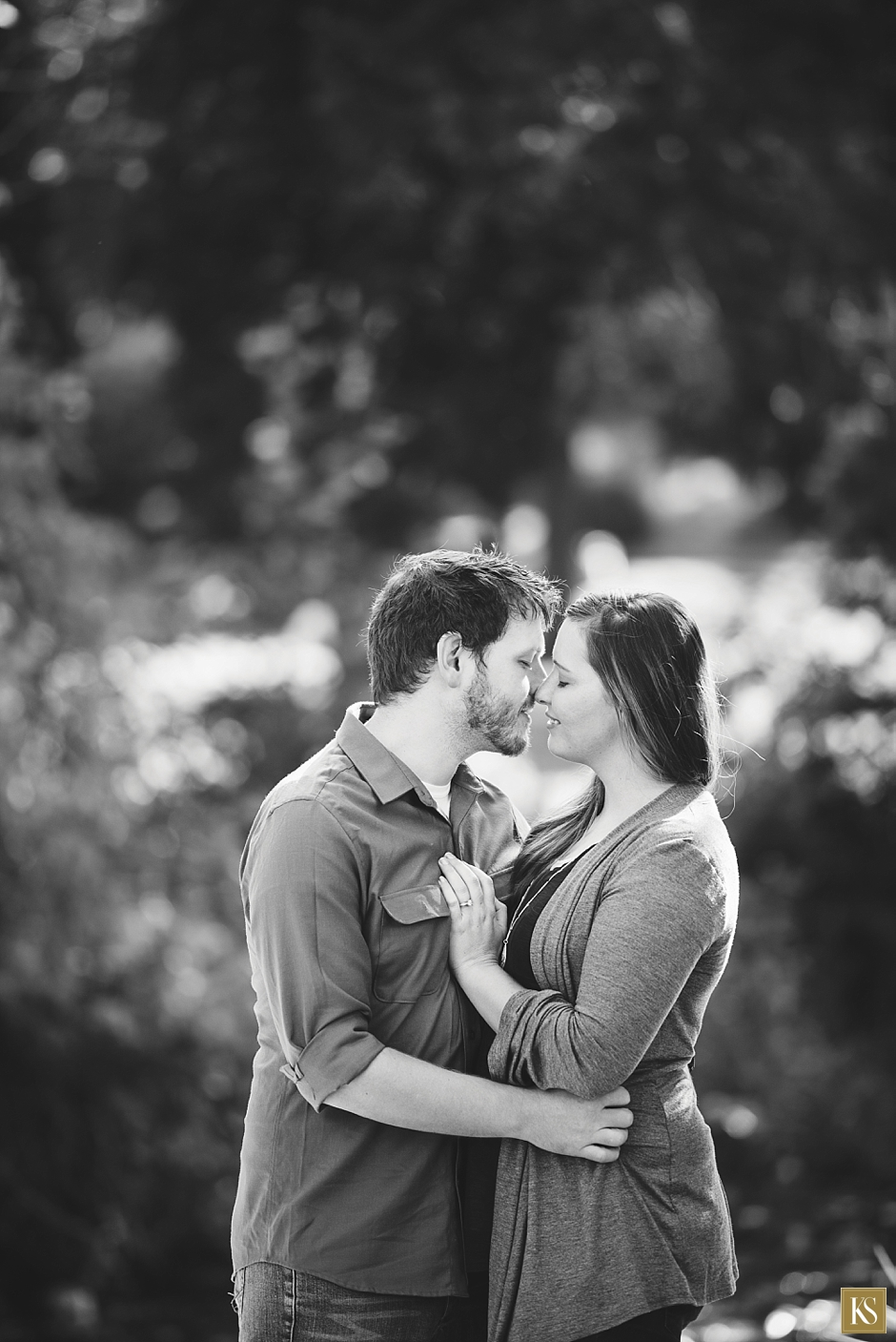 Birmingham Michigan Engagement Pictures, Kellie Saunders Photo