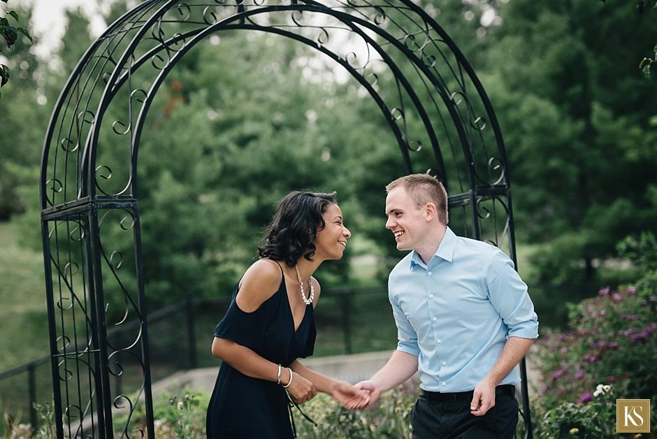 Cheap Wedding Photography Birmingham: Birmingham MI Engagement Photos For Alicia + Nick