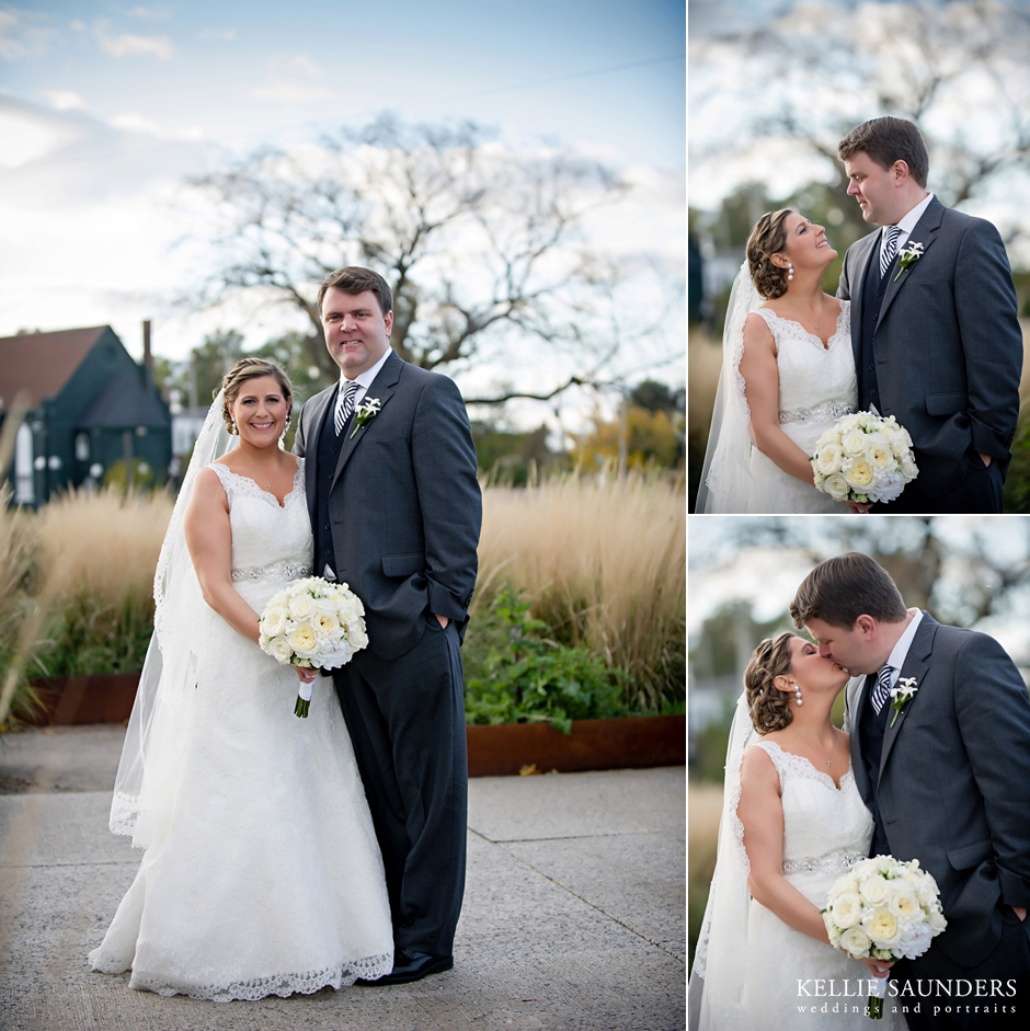 Detroit Michigan Wedding Photography By Kellie Saunders