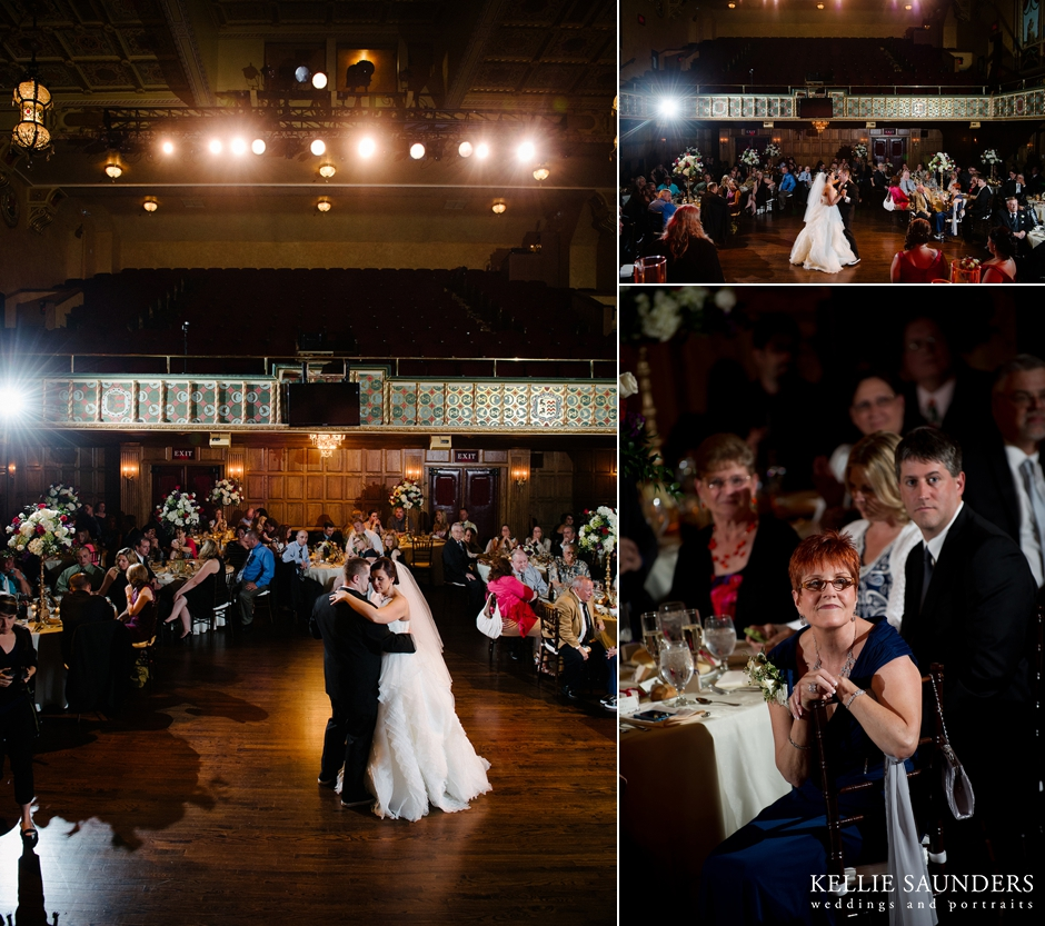A Magnificent Fox Theatre Wedding Day: Gem Theatre Wedding By Metro Detroit Michigan's Best