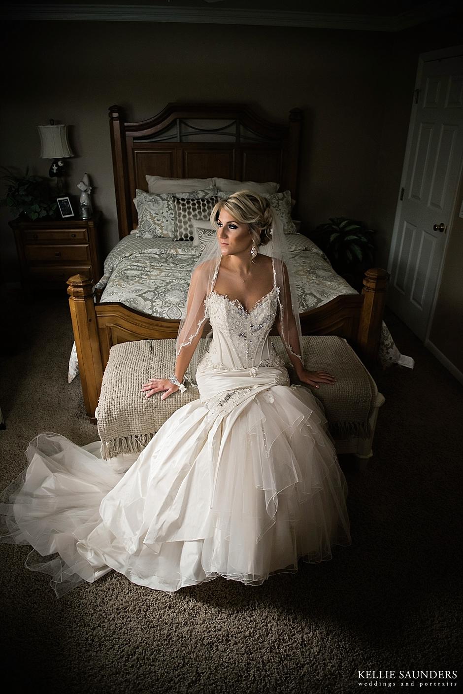 planterra wedding photos | amanda + seth's elegant wedding day