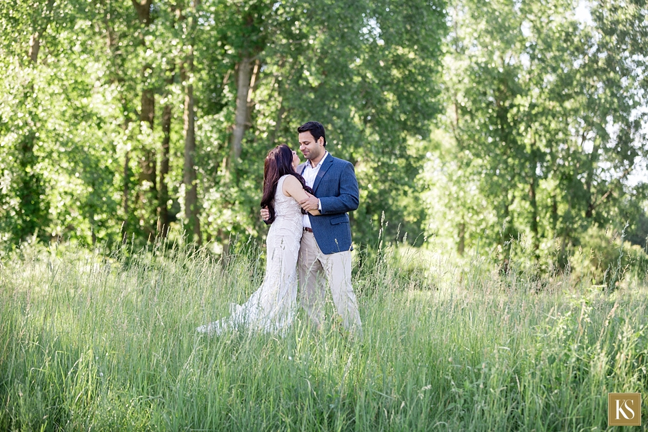 Stoney Creek Engagement Photographs