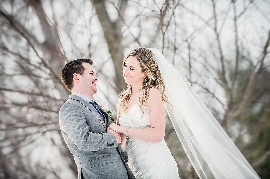 Michigan Winter Wedding Photos Arnaldos The Little