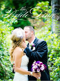 The Bride Link: Simple Rustic Wedding