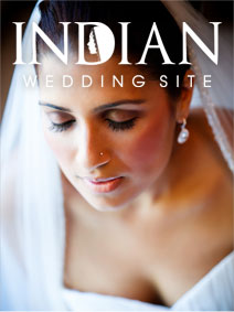 Indian Wedding Site: Multicultural Fusion Wedding